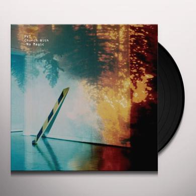 Pvt CHURCH WITH NO MAGIC Vinyl Record