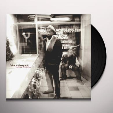 King Midas Sound WAITING FOR YOU Vinyl Record
