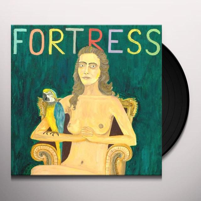 Miniature Tigers FORTRESS Vinyl Record - 180 Gram Pressing
