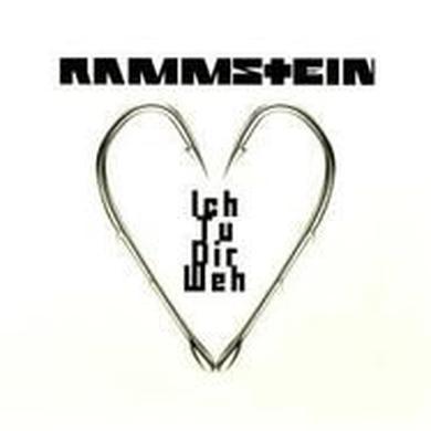 Rammstein ICH TU DIR WEH Vinyl Record