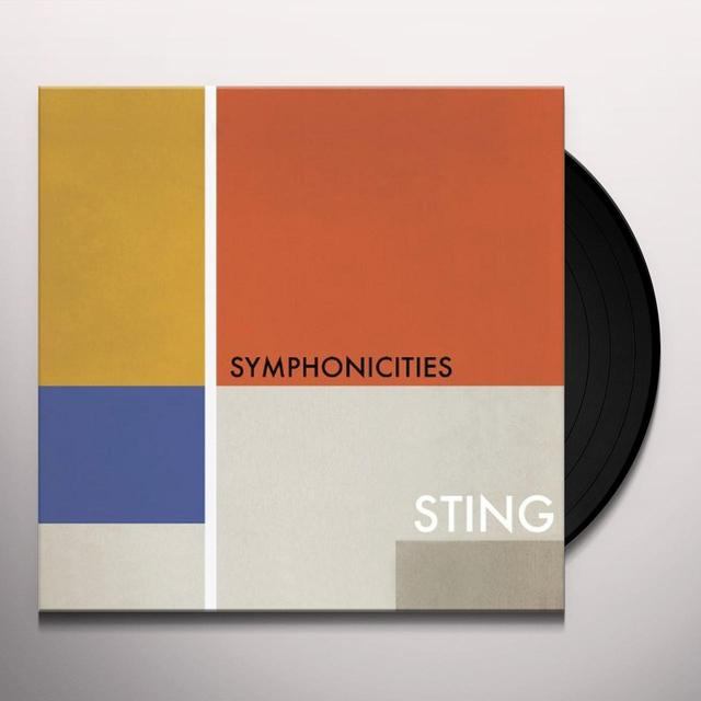 Sting Symphonicities Vinyl LP