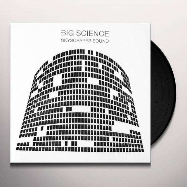 Big Science SKYSCRAPER SOUND (EP) Vinyl Record
