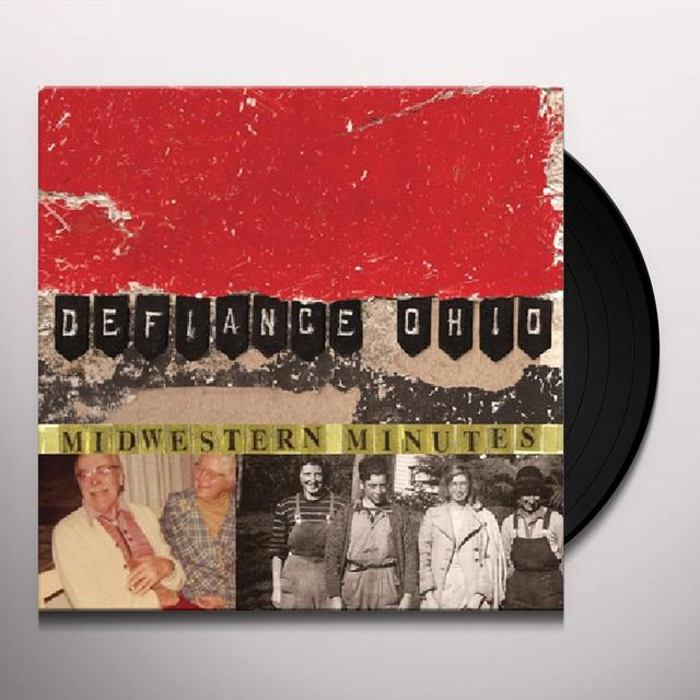 Defiance Ohio MIDWESTERN MINUTES Vinyl Record