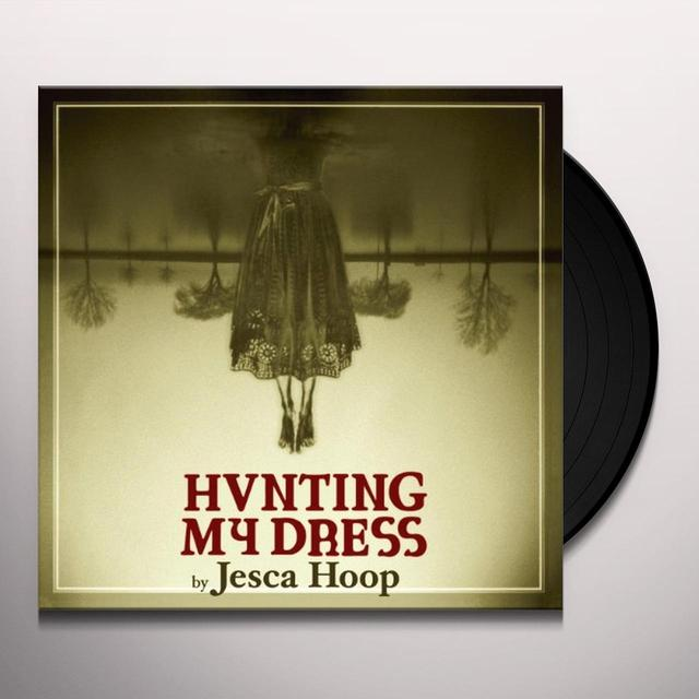 Jesca Hoop HUNTING MY DRESS Vinyl Record - MP3 Download Included