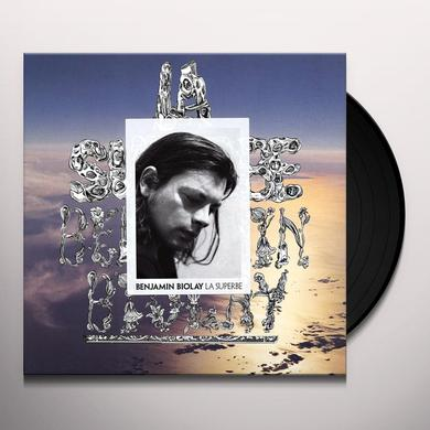 Benjamin Biolay LA SUPERBE (Vinyl)