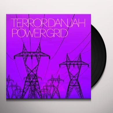 Terror Danjah POWER GRID Vinyl Record