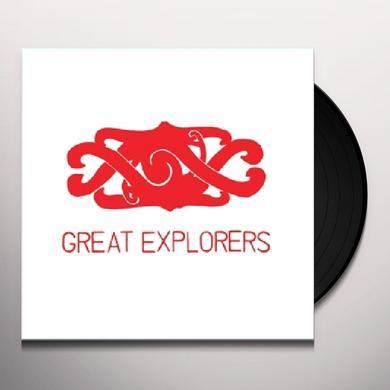 Doozer GREAT EXPLORERS Vinyl Record