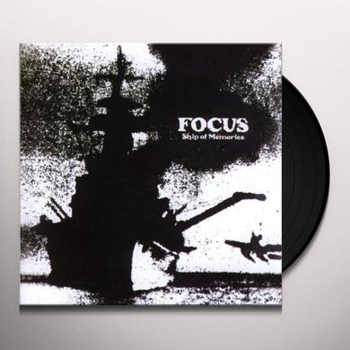 Focus SHIP OF MEMORIES Vinyl Record - 180 Gram Pressing