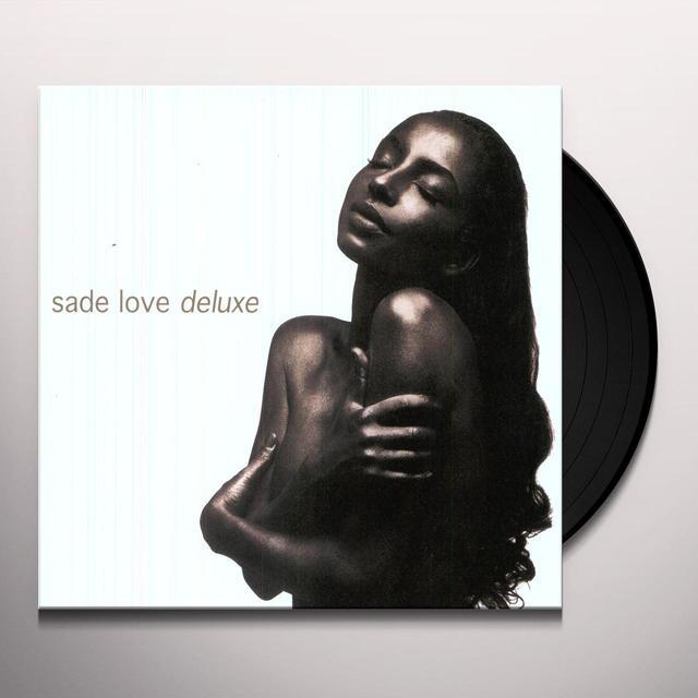 Sade LOVE DELUXE Vinyl Record - 180 Gram Pressing
