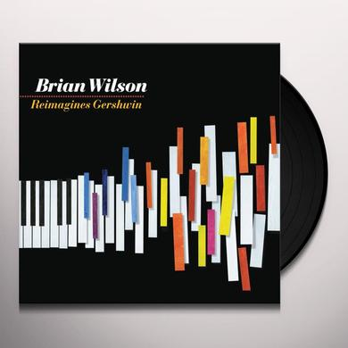 BRIAN WILSON REIMAGINES GERSHWIN Vinyl Record - Limited Edition, 180 Gram Pressing