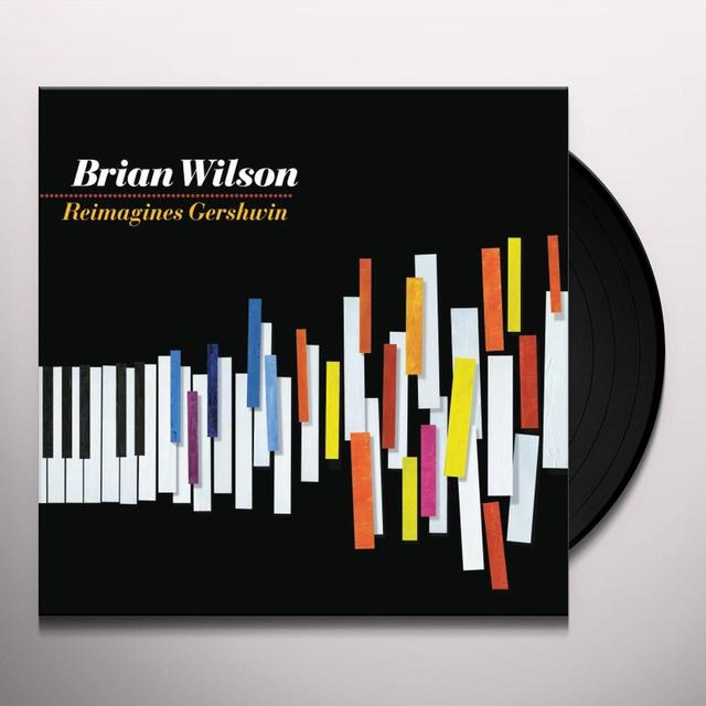 BRIAN WILSON REIMAGINES GERSHWIN Vinyl Record