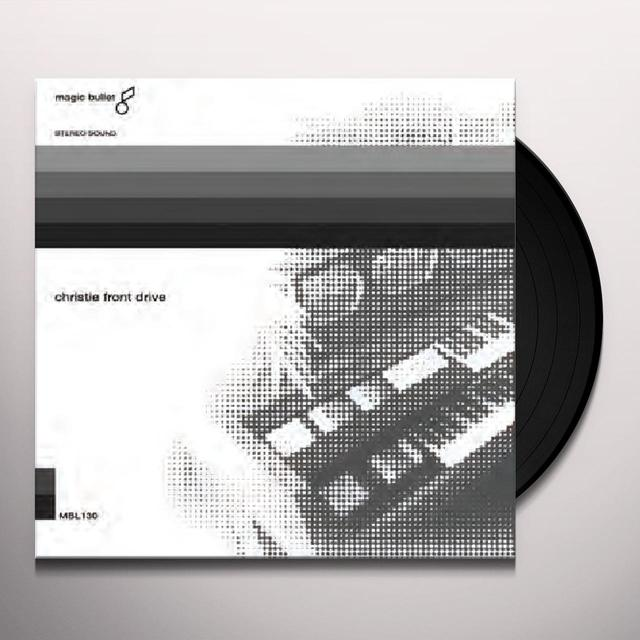 CHRISTIE FRONT DRIVE (W/DVD) Vinyl Record