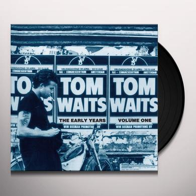 Tom Waits EARLY YEARS 1 Vinyl Record