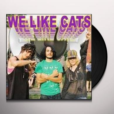 We Like Cats PROPER EATS Vinyl Record
