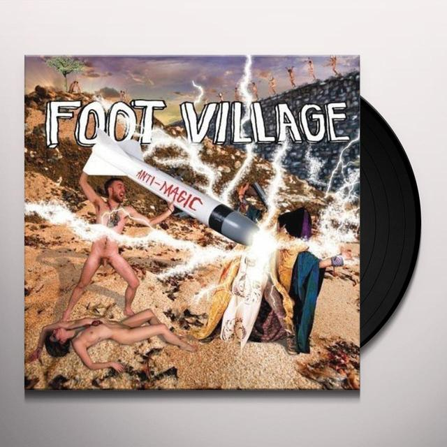 Foot Village ANTI MAGIC Vinyl Record