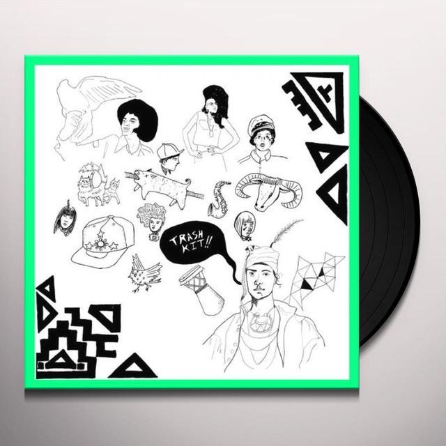 TRASH KIT Vinyl Record