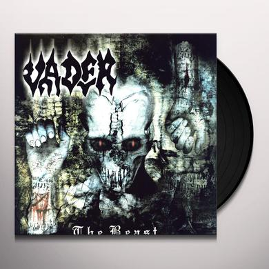 Vader BEAST Vinyl Record - Limited Edition, 180 Gram Pressing