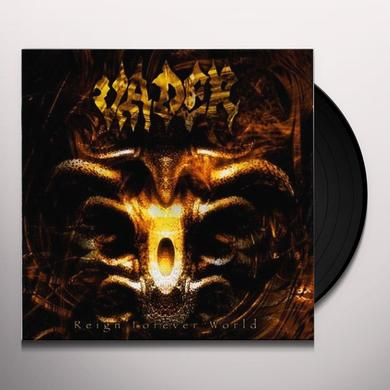 Vader REIGH FOREVER Vinyl Record - Limited Edition, 180 Gram Pressing