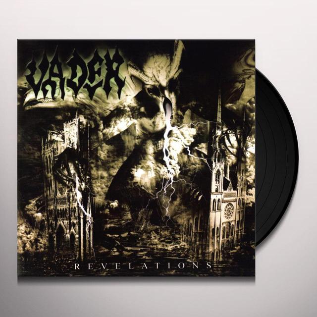 Vader REVELATIONS Vinyl Record