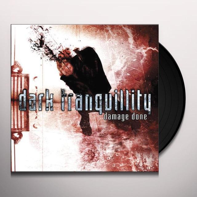 Dark Tranquillity DAMAGE DONE Vinyl Record