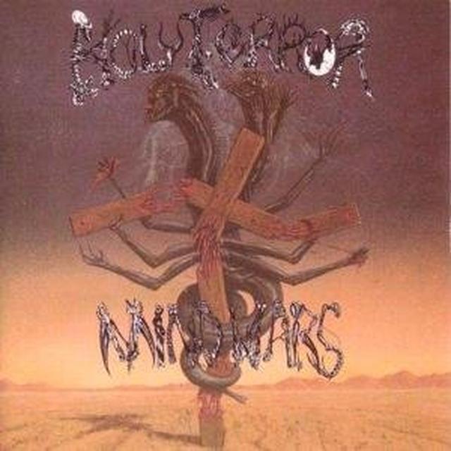 Hollyterror MIND WARS Vinyl Record - Limited Edition, 180 Gram Pressing