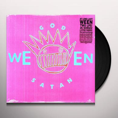 GOD WEEN SATAN Vinyl Record