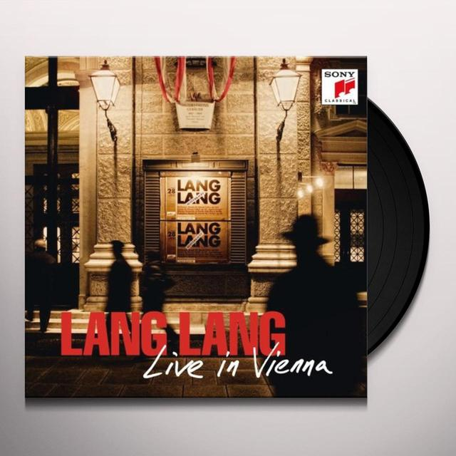 LANG LANG LIVE IN VIENNA (Vinyl)