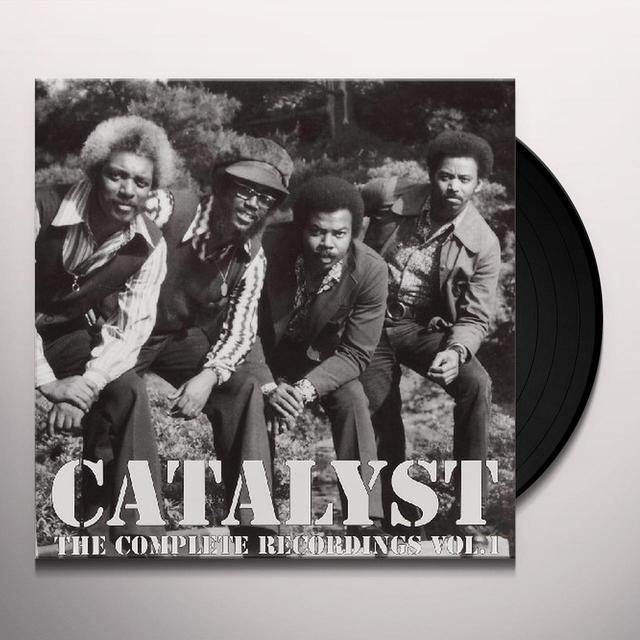 Catalyst COMPLETE RECORDINGS 1 Vinyl Record