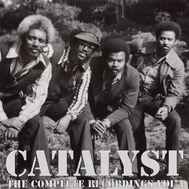 Catalyst COMPLETE RECORDINGS 1 Vinyl Record