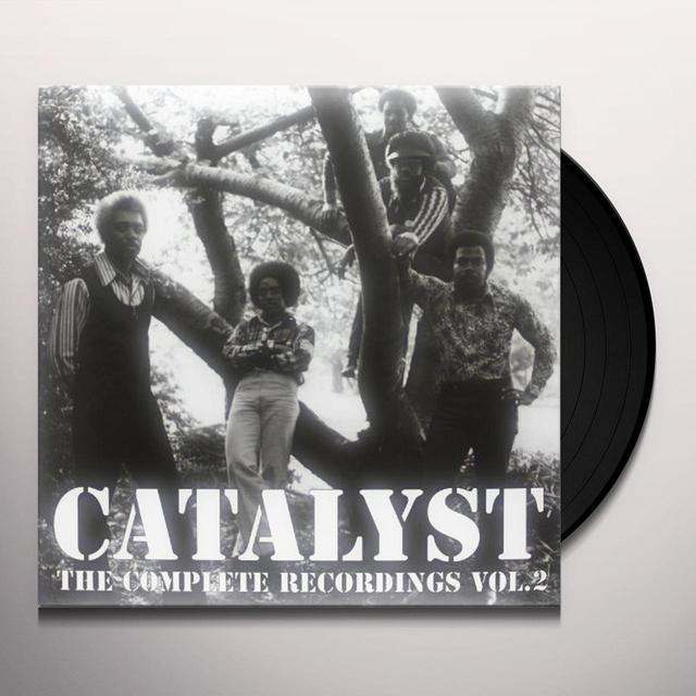 Catalyst COMPLETE RECORDINGS 2 Vinyl Record