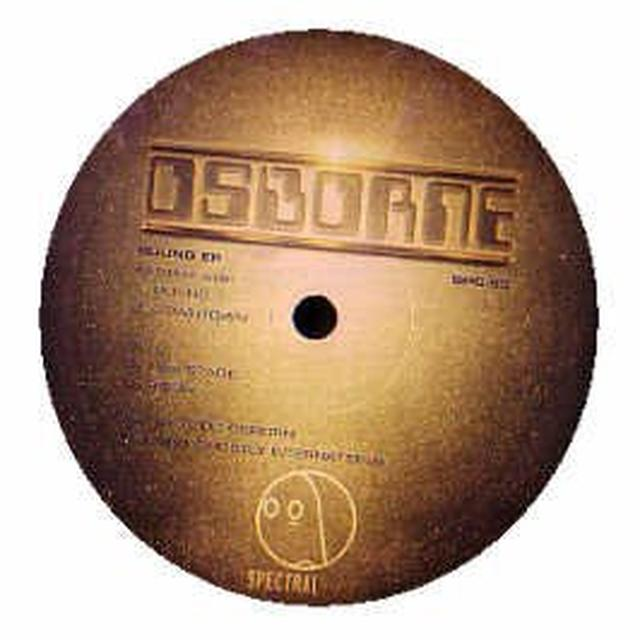 Osborne RULING EP Vinyl Record
