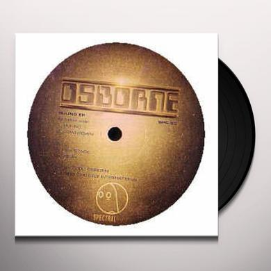 Osborne RULING EP (EP) Vinyl Record
