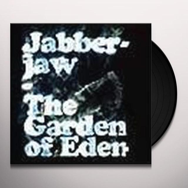 Jabberjaw GARDEN OF EDEN (EP) Vinyl Record