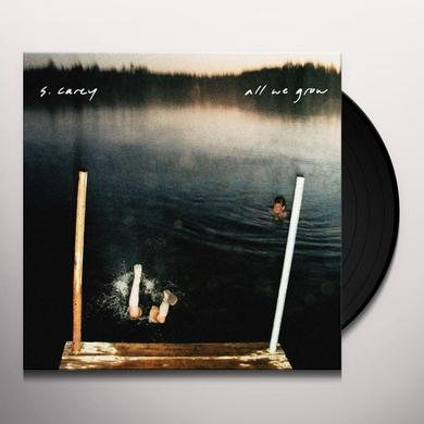 S Carey ALL WE GROW Vinyl Record - MP3 Download Included