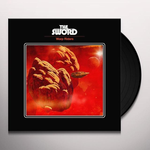 Sword WARP RIDERS Vinyl Record