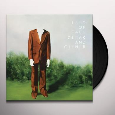 Land Of Talk CLOAK & CIPHER Vinyl Record - MP3 Download Included