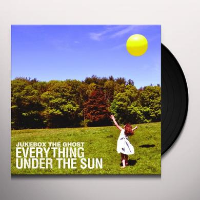 Jukebox The Ghost EVERYTHING UNDER THE SUN Vinyl Record