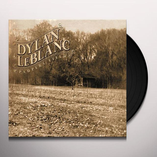 Dylan Leblanc PAUPERS FIELD Vinyl Record - MP3 Download Included