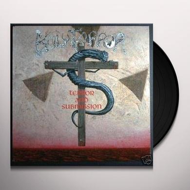 Hollyterror TERROR & SUBMISSION Vinyl Record - Limited Edition, 180 Gram Pressing