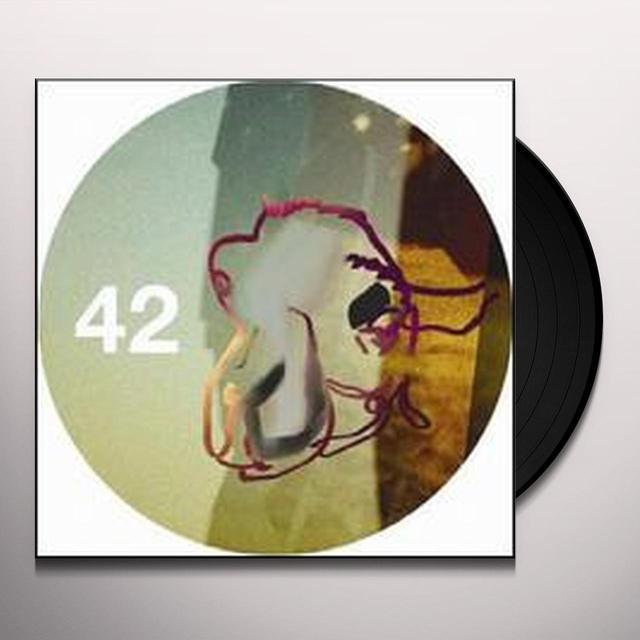 Andrea Fiorito MODERATO ZOOLOGICO Vinyl Record