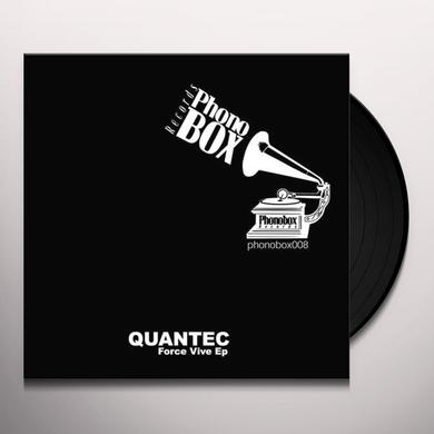 Quantec FORCE VIVE Vinyl Record