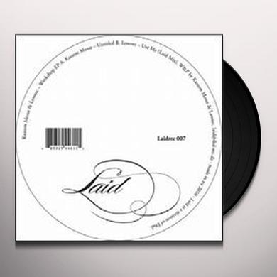 Mossel / Lowtec / Kassem WORKSHOP Vinyl Record