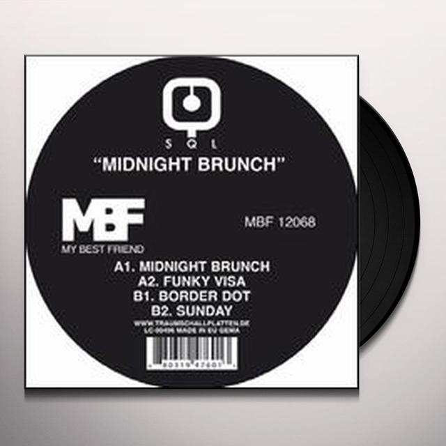 Sql MIDNIGHT BRUNCH Vinyl Record