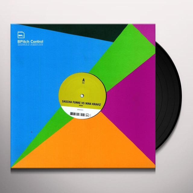 Nina Funke / Kraviz MOSES Vinyl Record