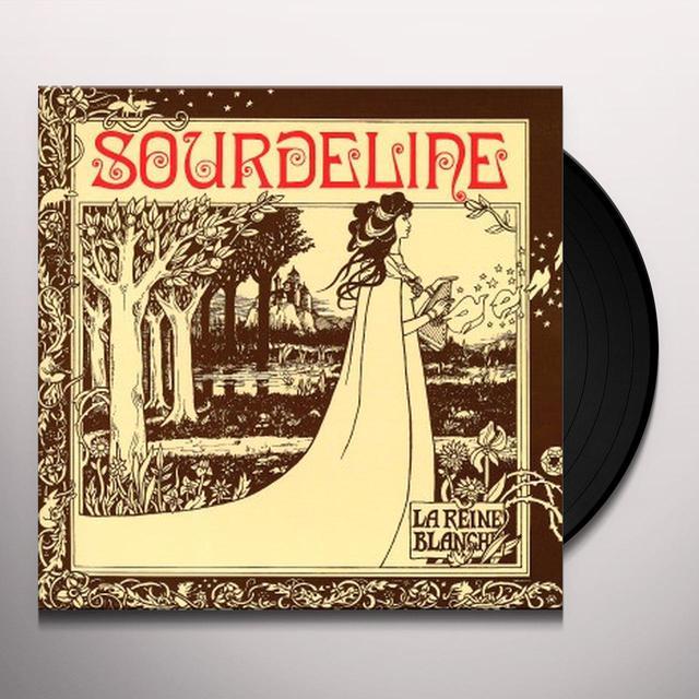 Sourdeline LA REINE BLANCHE Vinyl Record