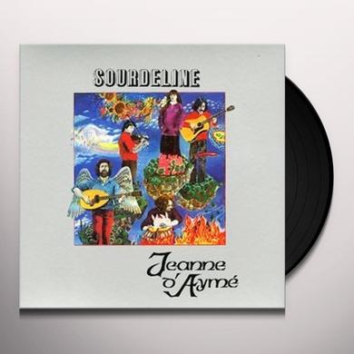 Sourdeline JEANNE D'AYME Vinyl Record