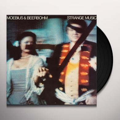 Moebius & Beerbohm STRANGE MUSIC Vinyl Record
