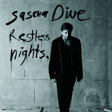 Sascha Dive RESTLESS NIGHTS Vinyl Record
