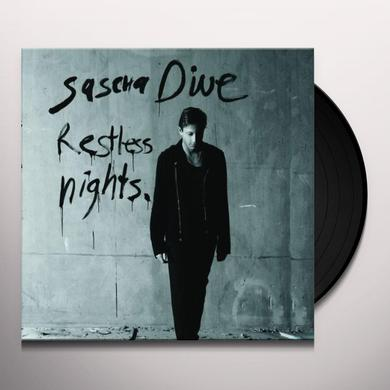 Sascha Dive RESTLESS NIGHTS Vinyl Record