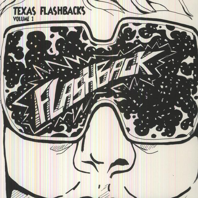 TEXAS FLASHBACKS 1 / VARIOUS Vinyl Record